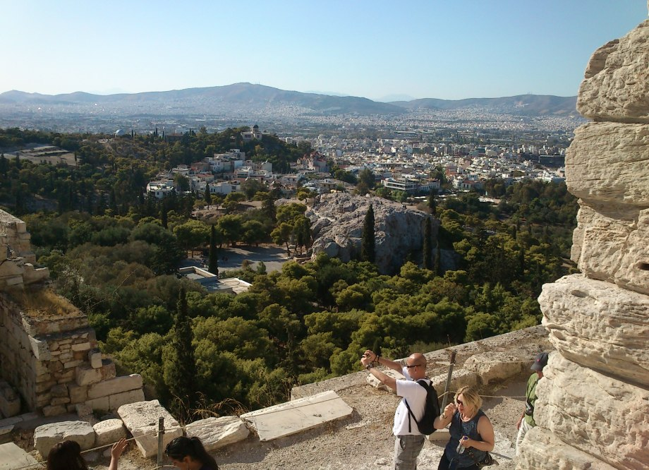 Outosego ath the Acropolis