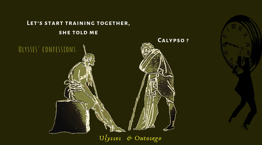 Ulysses & Outosego at Ulysses' Confessions