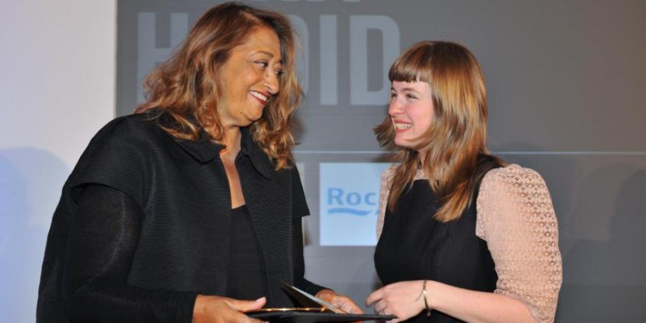 Zaha Hadid - Awarded