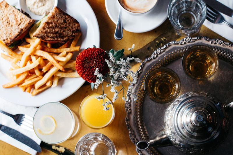 Cafe Mogador |