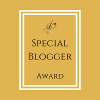 Nominated for the Special Blogger Award
