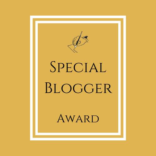 Special Blogger Award | Outosego .com