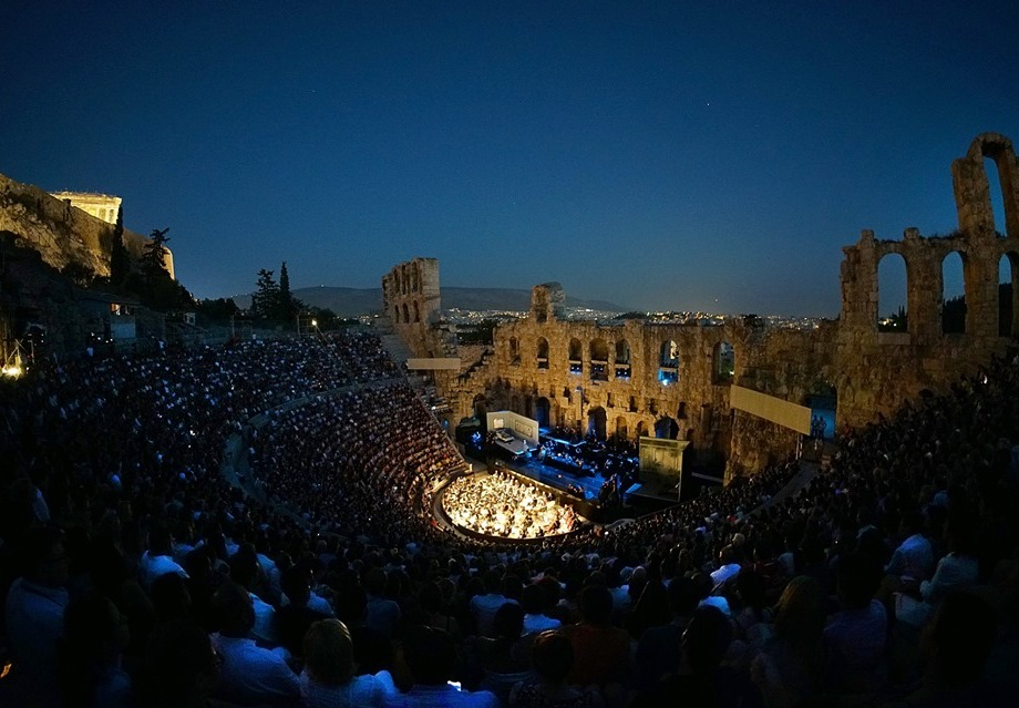 Odeon of Herodes Atticus | Herodium or Herodeion