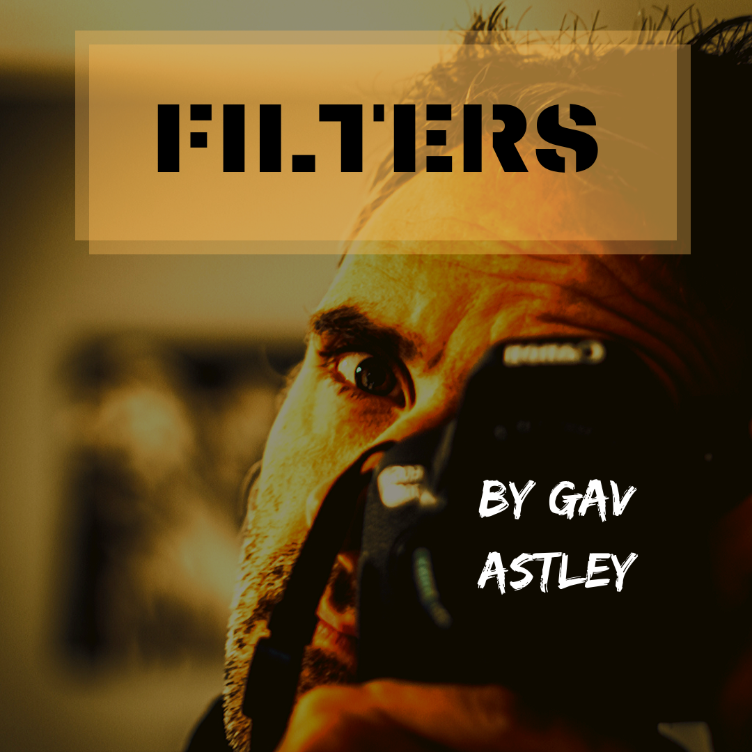 Filters, By Gav Astley | Outosego promo
