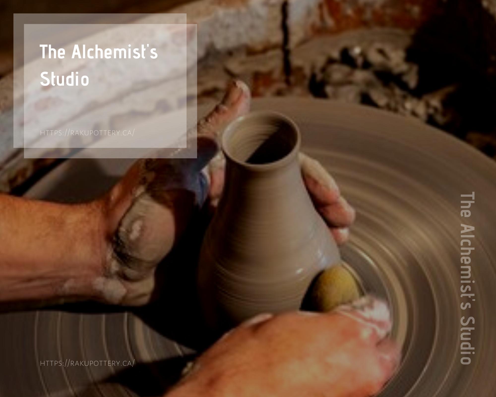 The Alchemist's Studio