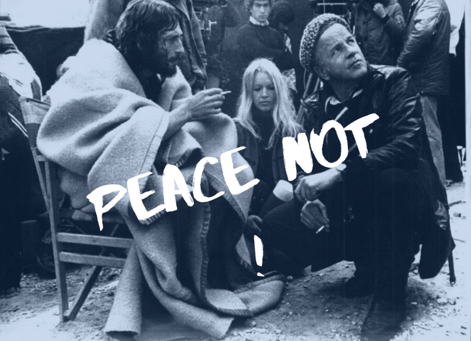 peace not