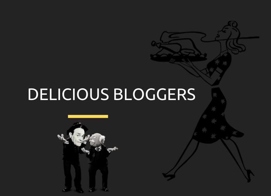 Delicious Bloggers