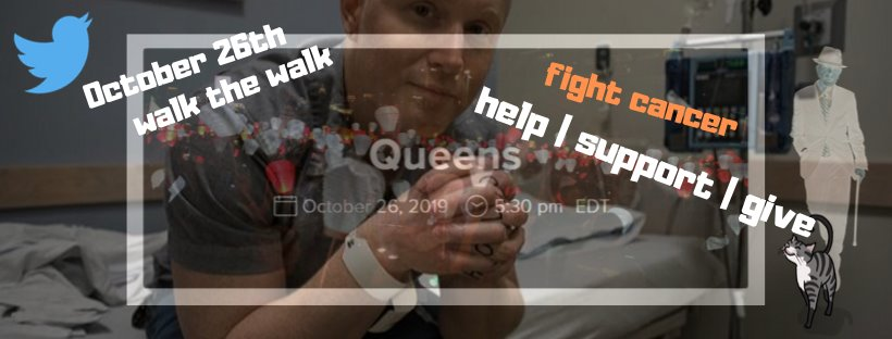 Walk The Walk in Queens | Fight Cancer
