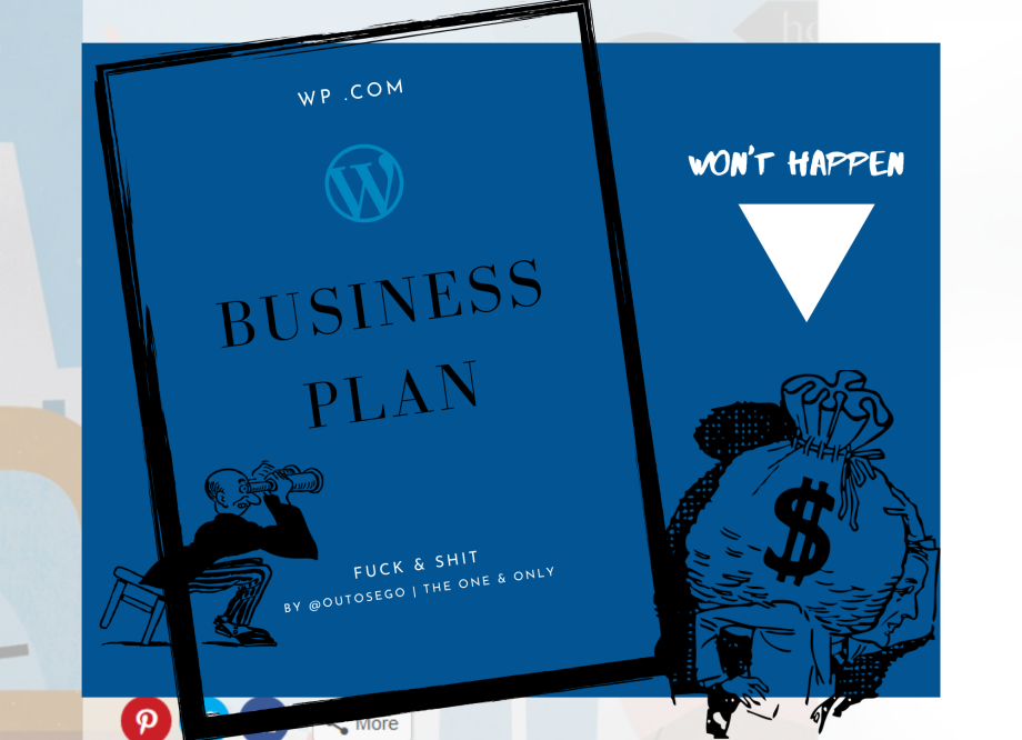Wordpress .com | Business plan