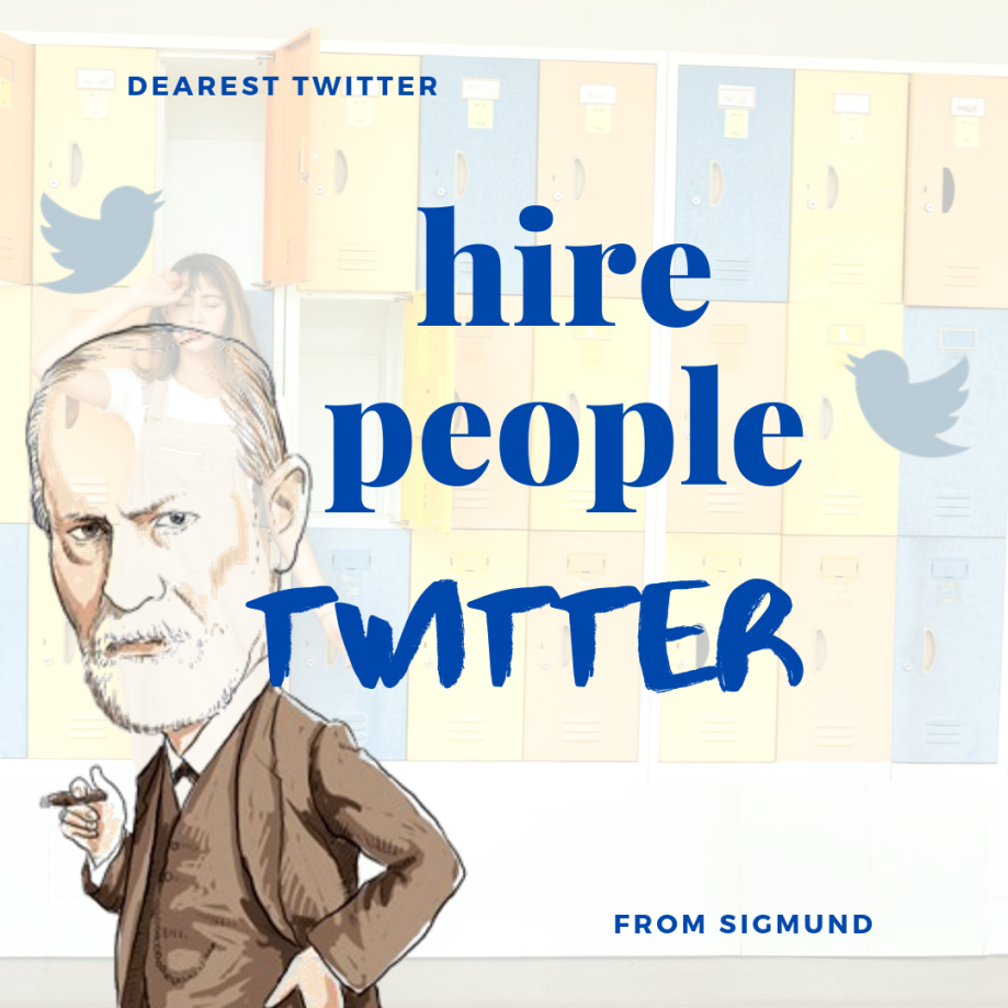 hIRE PEOPLe TWITTER