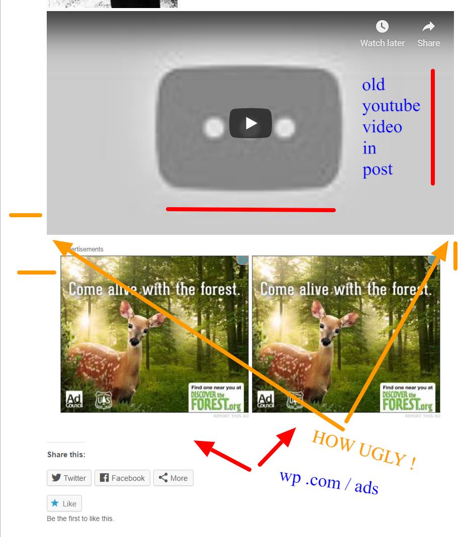 wp com ugly ads