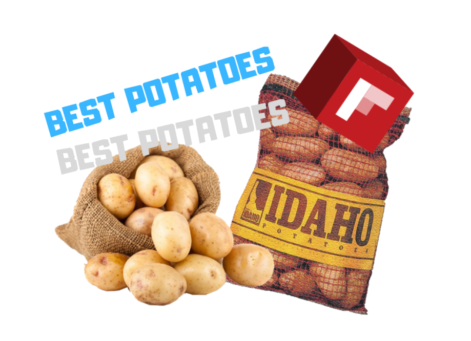 Best potatoes are from Idaho