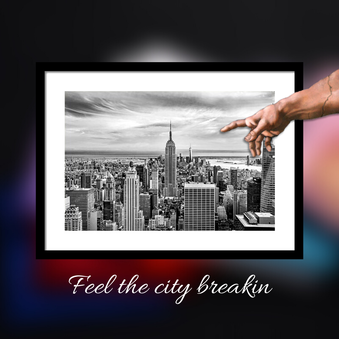 feel the city breakin
